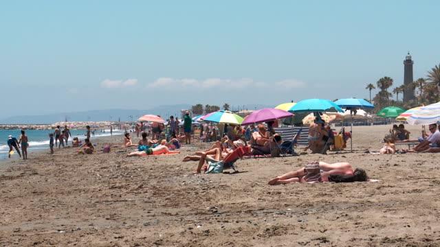 Playa de la Rada beach, Estepona