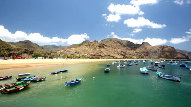Playa de las Teresitas em Tenerife