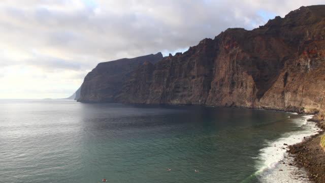 Playa de los Gigantes - Tenerife Island landmark