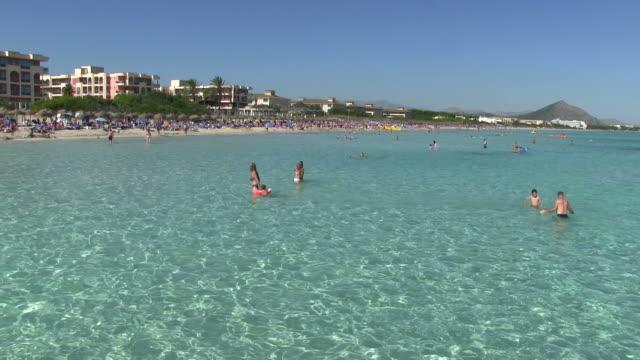 WS Playa de Muro near Alcudia / Mallorca, Balearic Islands, Spain