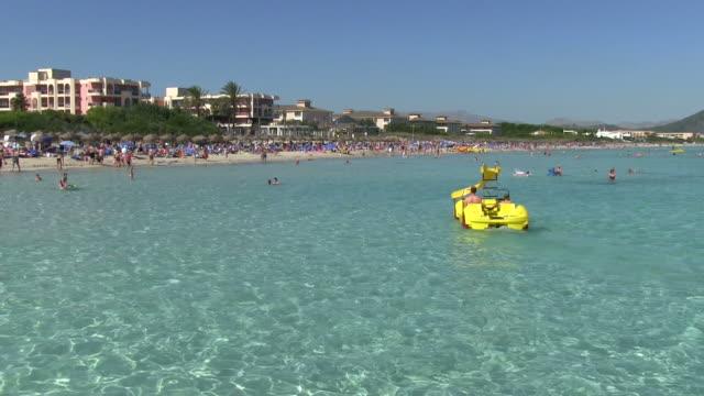 MS Playa de Muro near Alcudia / Mallorca, Balearic Islands, Spain