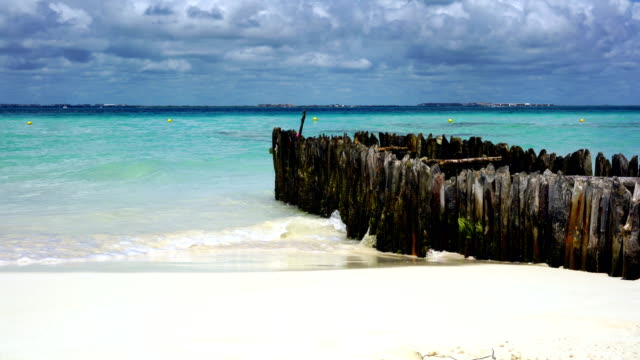 playa norte, isla mujeres, mexico - quintana roo stock videos and b-roll footage