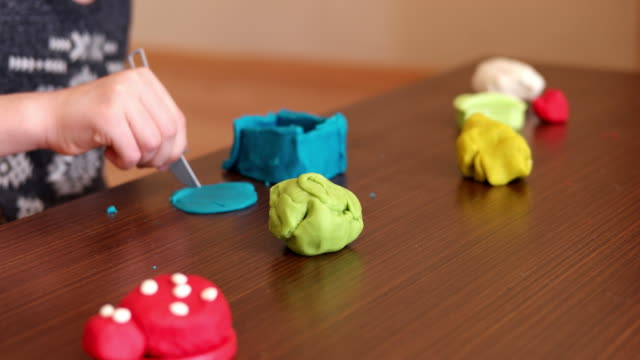 Playdough Spiel