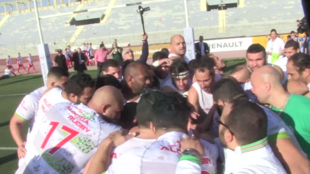 played in club during french colonisation algerian rugby has since been on the decline deserting the north african country for good in 1972 but the... - national team stock videos & royalty-free footage