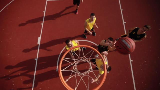 spelare saknas basketkorg - ofullkomlighet bildbanksvideor och videomaterial från bakom kulisserna