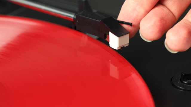 Playing a Red Record