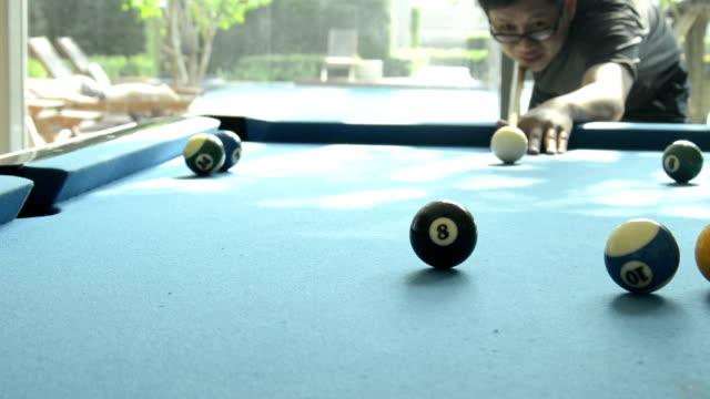 Spielen Sie Billard (snooker