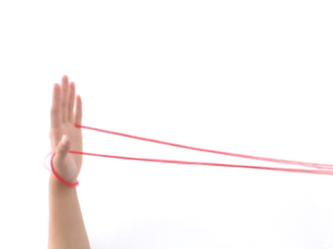 playing cats cradle - cat's cradle stock videos & royalty-free footage