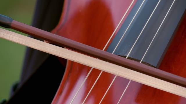 vidéos et rushes de hd : violoncelle jouant - violoncelle