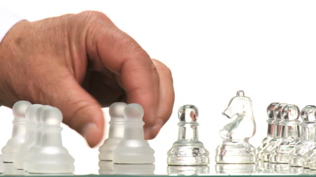 HD DOLLY: Playing Chess