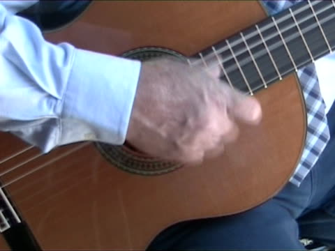 playing guitar - flamenco dancing stock videos & royalty-free footage
