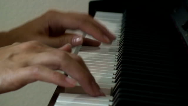 Playing Music on the Piano
