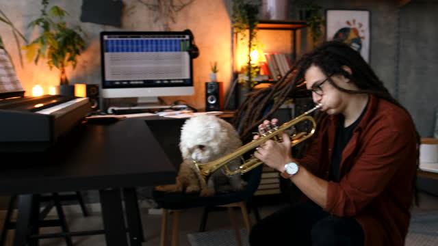 友達に音楽を演奏する - レゲエ点の映像素材/bロール