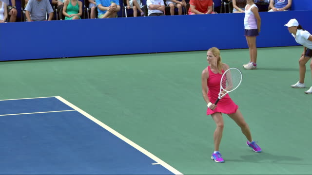 playing tennis - tennis stock videos and b-roll footage