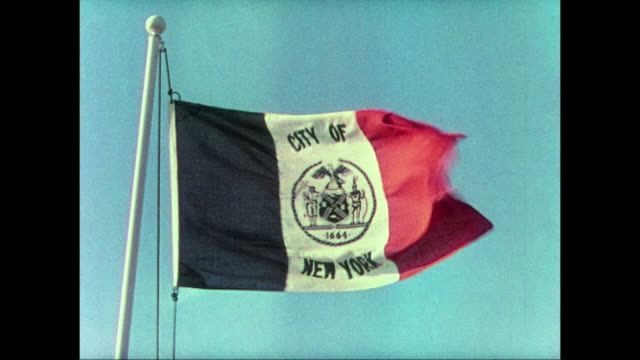 1937 TAPS plays as City of New York flag is lowered to half mast