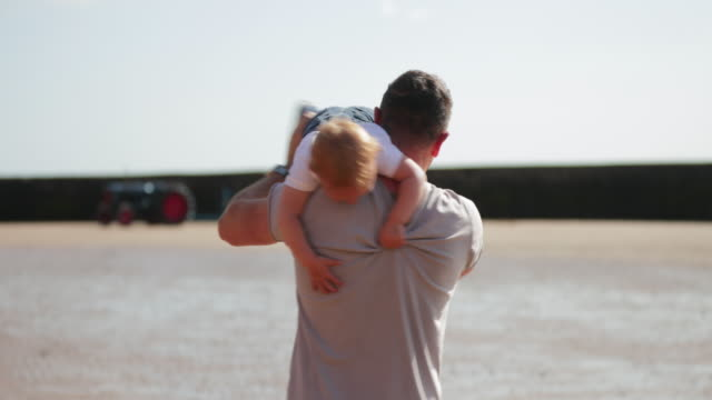 playtime with daddy - candid stock videos & royalty-free footage