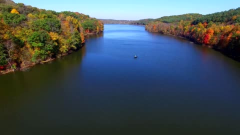 vidéos et rushes de pleasant hill lake - ohio