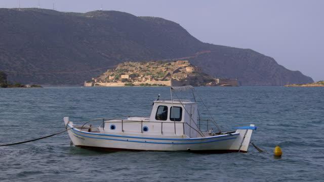 Pleasure Boat & Spinalogkas Island