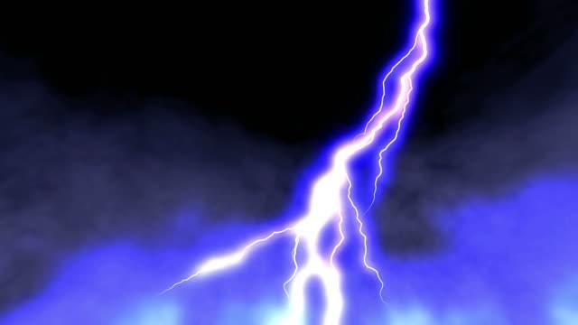 Plenty of lightning