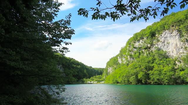 plitvice lakes national park, croatia - lush stock videos & royalty-free footage