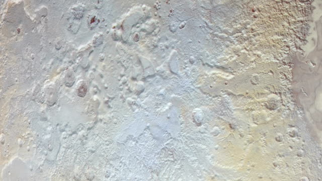 Pluto, New Horizons footage