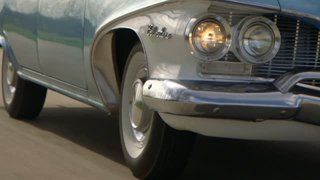 plymouth belvedere on road - matte image technique stock videos & royalty-free footage