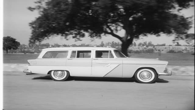 1956 Plymouth Belvedere wagon