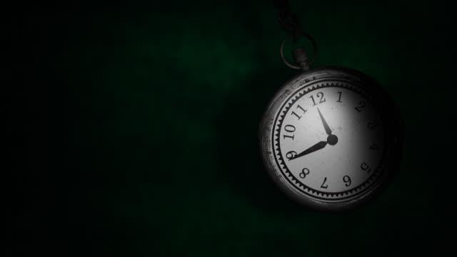 懐中時計 - 催眠状態点の映像素材/bロール