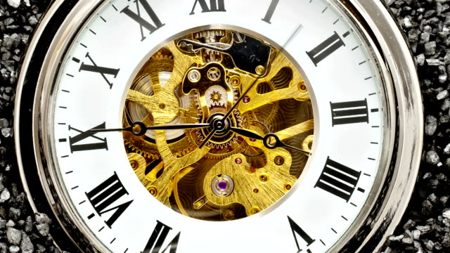 pocket watch - pocket watch stock videos and b-roll footage