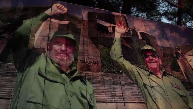 A pocos dias de una visita historica del presidente de Estados Unidos a la isla los residentes de la ciudad de Guantanamo esperan que Washington...