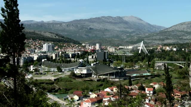podgorica montenegro - hauptstadt stock-videos und b-roll-filmmaterial