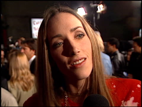 poe at the 'book of shadows blair witch 2' premiere at grauman's chinese theatre in hollywood california on october 23 2000 - book of shadows: blair witch 2 stock videos & royalty-free footage
