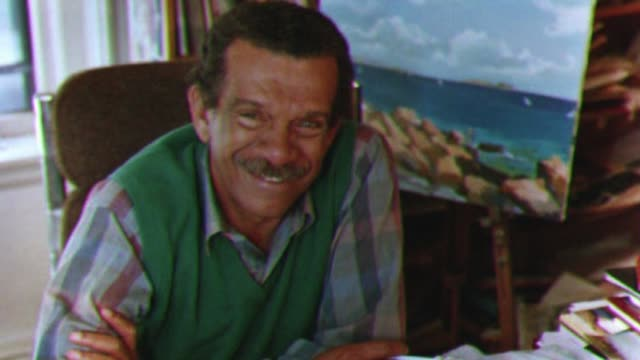poet playwright and nobel laureate derek walcott died friday after a long illness at his home on the caribbean island of st lucia his publisher said - scriptwriter stock videos & royalty-free footage