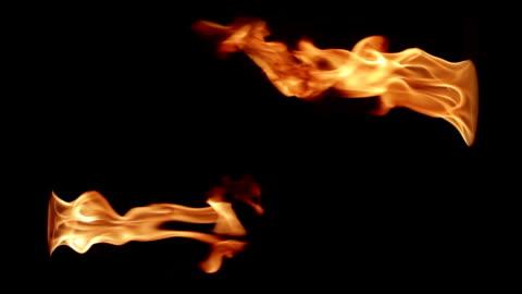 punkt brand - utskuren bild bildbanksvideor och videomaterial från bakom kulisserna