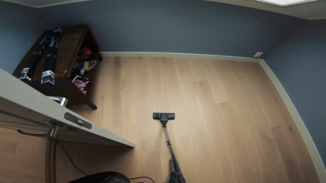 point of view pov home cleaning: vacuum - vacuum cleaner stock videos & royalty-free footage
