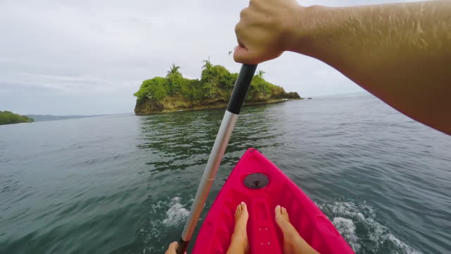 Point of View Kayaking