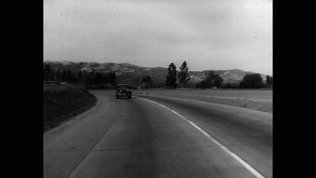 point of view of car driving on highway - 1950 stock videos & royalty-free footage