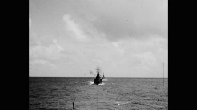 point of view shot of naval ships moving in sea - 10 seconds or greater stock videos & royalty-free footage
