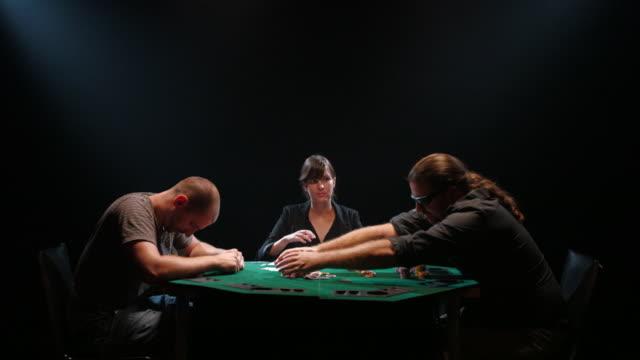 vidéos et rushes de poker game - poker