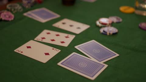 poker night - 25 29 years stock videos & royalty-free footage