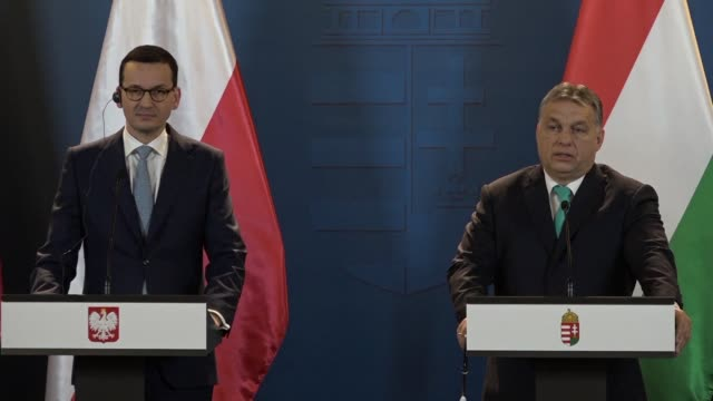 Poland and Hungary are winning the battle against the EU over immigration the two countries premiers say with Hungary's Viktor Orban predicting a...