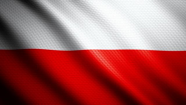 Poland Flag 4K