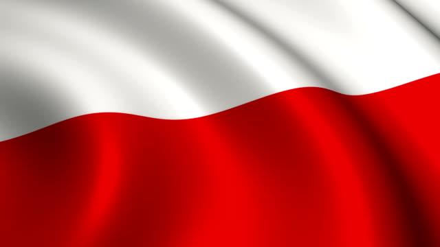 Poland Flag Loopable