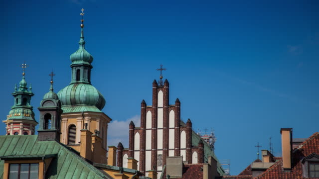 poland - warsaw - warsaw stock videos & royalty-free footage