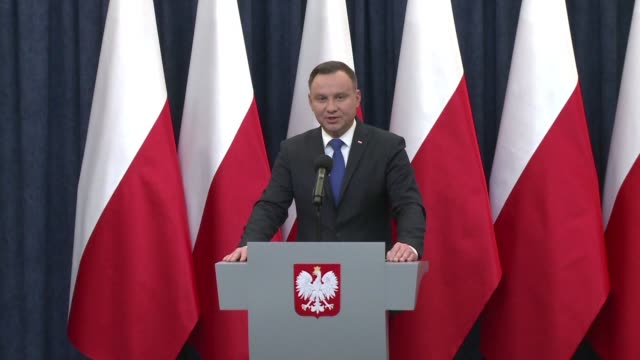 Poland's President Andrzej Duda signs into law a controversial Holocaust bill intended to safeguard his country's image abroad but which has instead...