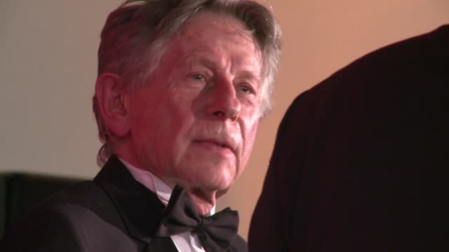 stockvideo's en b-roll-footage met poland's supreme court on tuesday examines an appeal by the justice minister to overturn a ruling that oscar winning director roman polanski should... - roman polanski