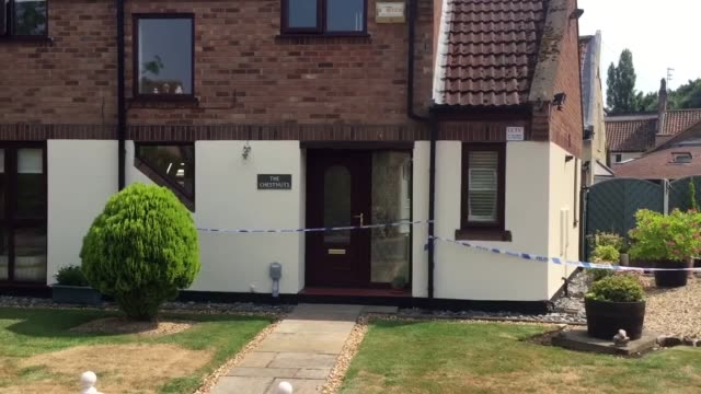 police are investigating the death of a sixyearold boy following what is believed to have been a pellet gun injury humberside police said they were... - 後を追う点の映像素材/bロール