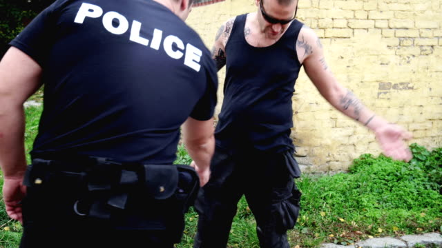 police arresting drugs dealer - trafficking stock videos and b-roll footage