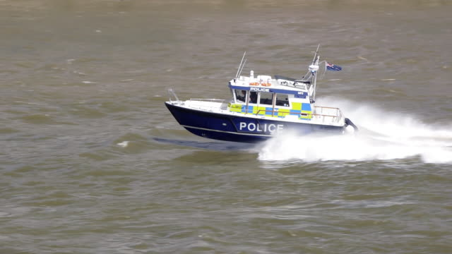 police boat emergency - police boat stock videos and b-roll footage