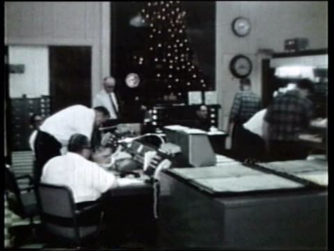 police call center during the riots - 1968 stock videos & royalty-free footage